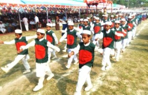 Kishoreganj (March Past)-26-03-15=
