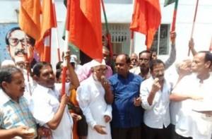 Kishoreganj (Sweet Distribution of Freedom Fighters)-12-04-15