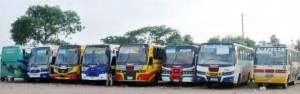 Khulna Bus stand