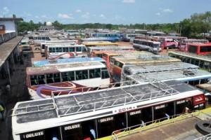 Khulna transport strike