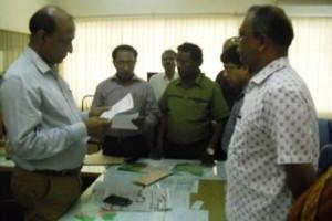 bma memorendum to gopalganj DC for attackers trial