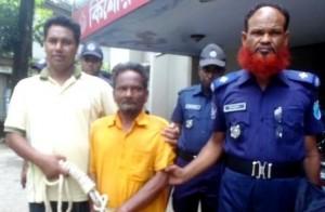 Kishoreganj war criminal arrested