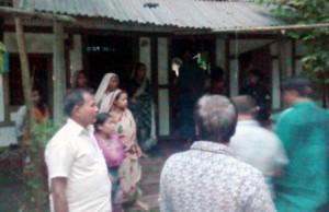 Raipur attack on minority house