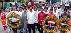 Ratan Sen death anniversary in khulna