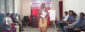 Teachers Training in Sherpur
