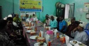 kaukhali press club iftar