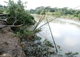 kotalipara canal bank erosion