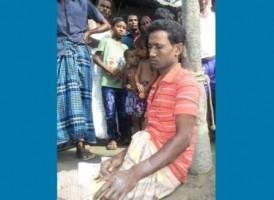 rangpur youth torchured overnight