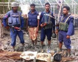 Sundarban Motaleb gang raids