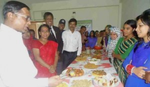 food processing training for women in Sherpur
