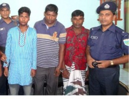 ishwardi kidnapper arrested