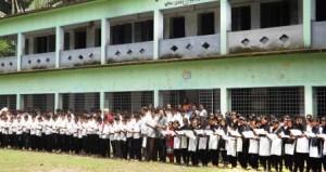 kawkhali students read sheikh mujib letter