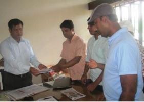 memorendum demanding speedy tribunal for rahat killing