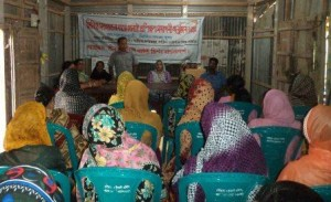 tailoring training for women in sherpur