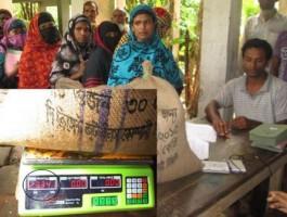bagerhat VGD rice scandal