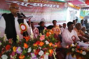 land minister shamsur rahman sharif