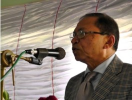 chief justice SK Sinha in Bagerhat