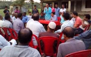 kawkhali shialkathi union BNP committee formed