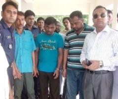 netrakona fake journalists jailed