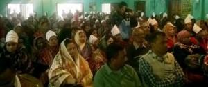 kawkhali mohila parishad council
