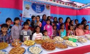 home made cake fest in gafargaon
