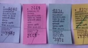 kawkhali steamer ticket