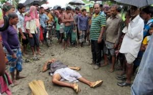 Gopal Ganguli Nondo killed