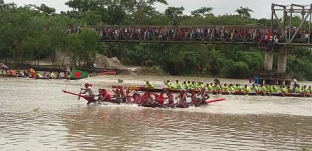 kawkhali-rowing-competetion