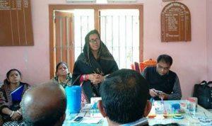 Zilla parishad election-Kawkhali