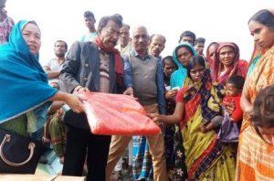Relief dstribution Kawkhali Pirojpur