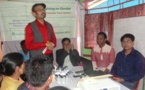 Sherpur Human rights and gender training