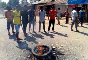 Student legue clash Modhupur